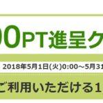 ちょびリッチ×ひかりTVショッピング!初回購入で2000円+1%還元!さらに1500円分のクーポンを!